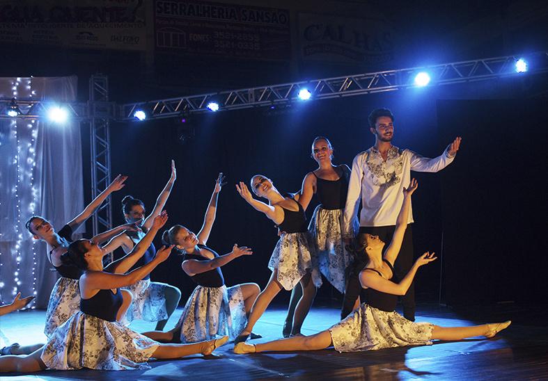 Uma noite de encanto e magia traduz mais uma edição do Espetáculo de Dança