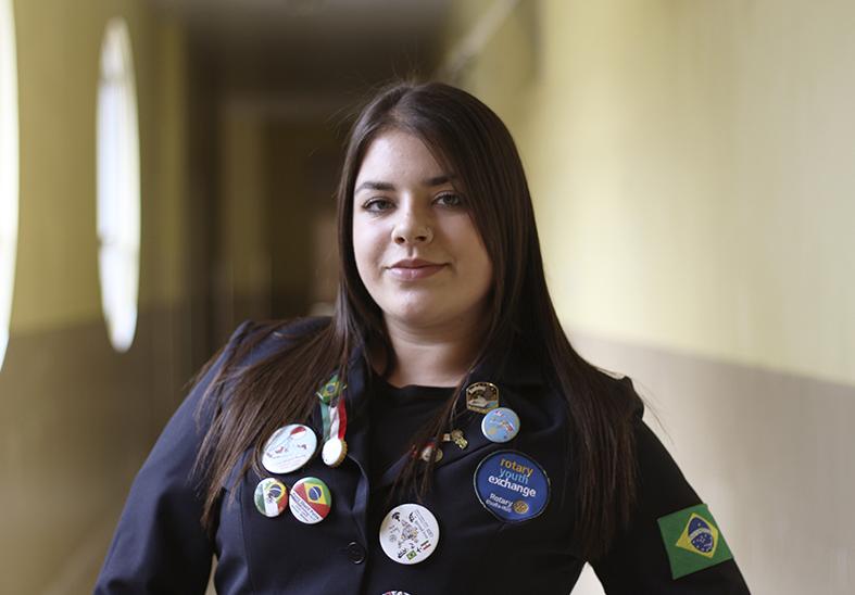 Aluna conquista vaga no programa de intercâmbio do Rotary Club