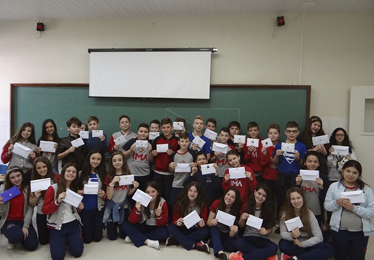 Projeto de Língua Portuguesa Cartas a Portugal