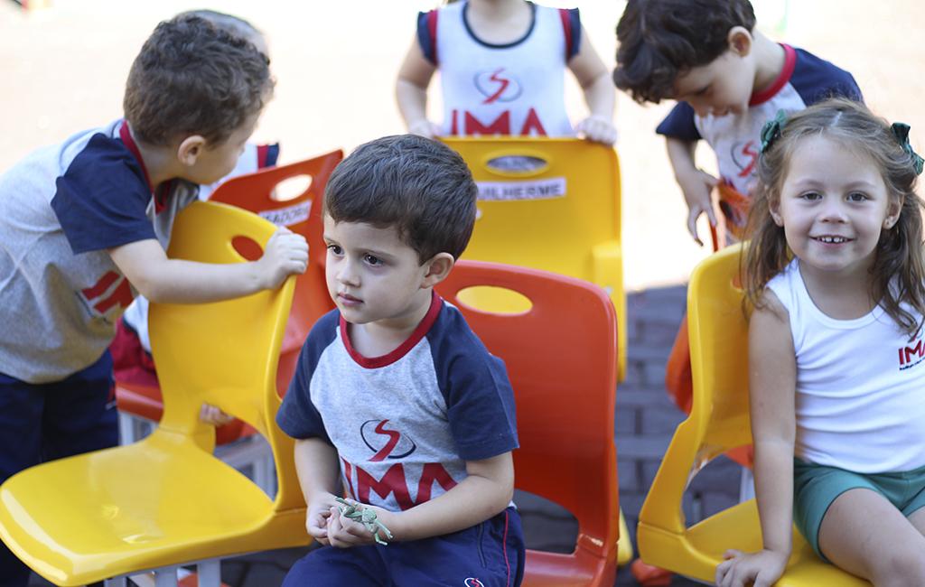 Propostas pedagógicas Educação Infantil – Abril