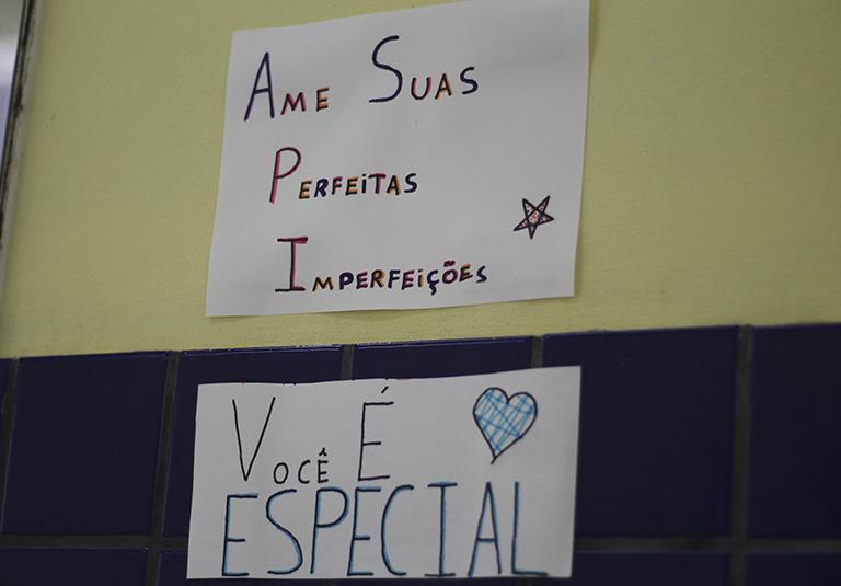 Alunos Realizam Ações De Valorização à Vida Ima Rio Do Sul Sc