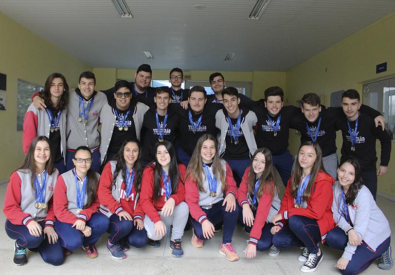 Olimpíadas Estudantis 2019
