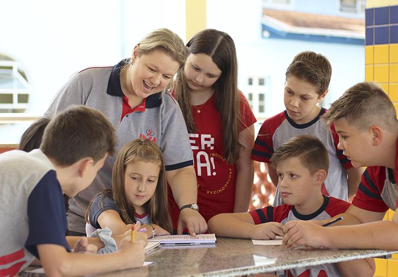 IMA desenvolve projetos voltados a qualificação do aprendizado dos alunos