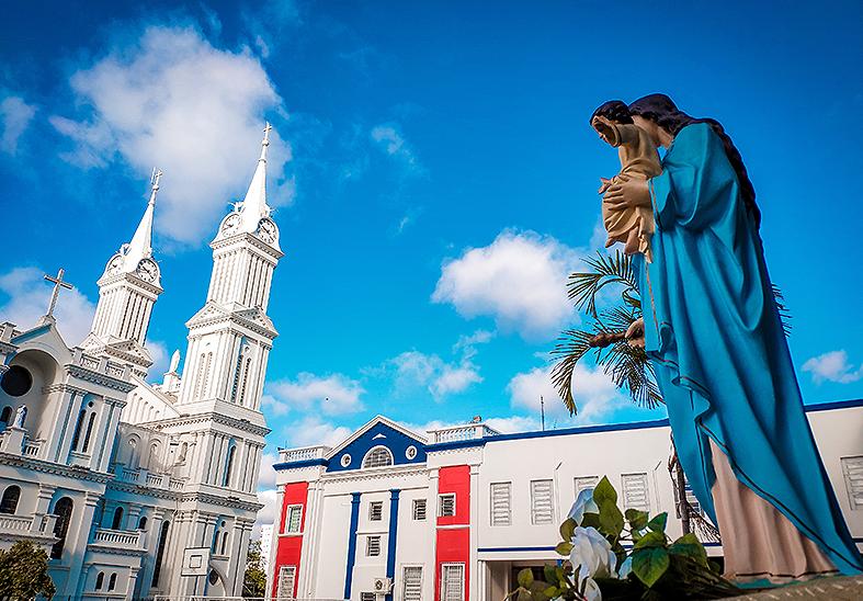 IMA celebra o dia de Maria Auxiliadora