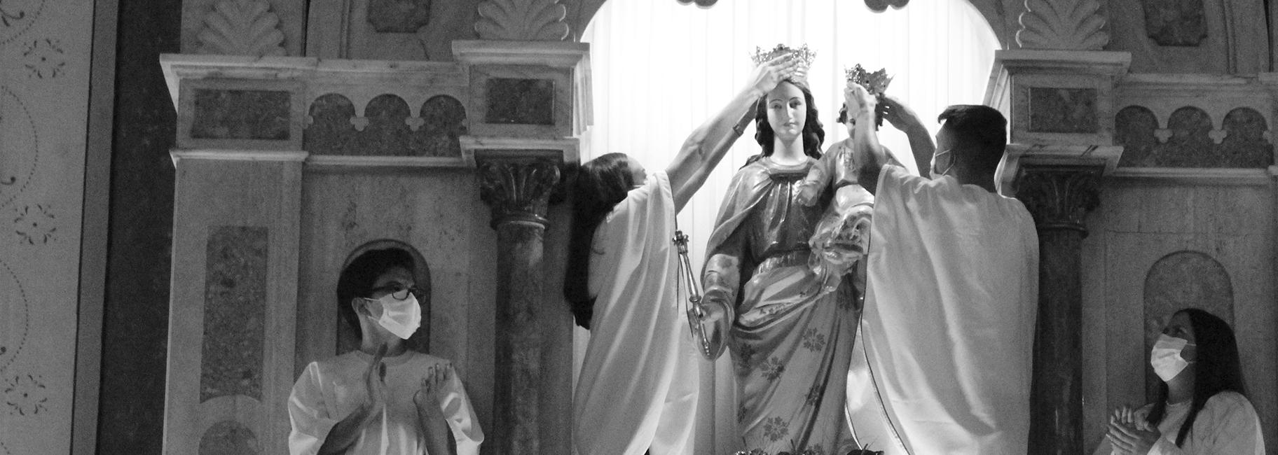Coroação de Nossa Senhora Auxiliadora