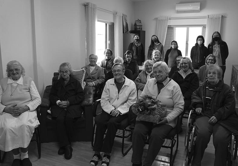 IMA faz homenagem às Irmãs Salesianas pelos 149 anos do Instituto Filhas de Maria Auxiliadora